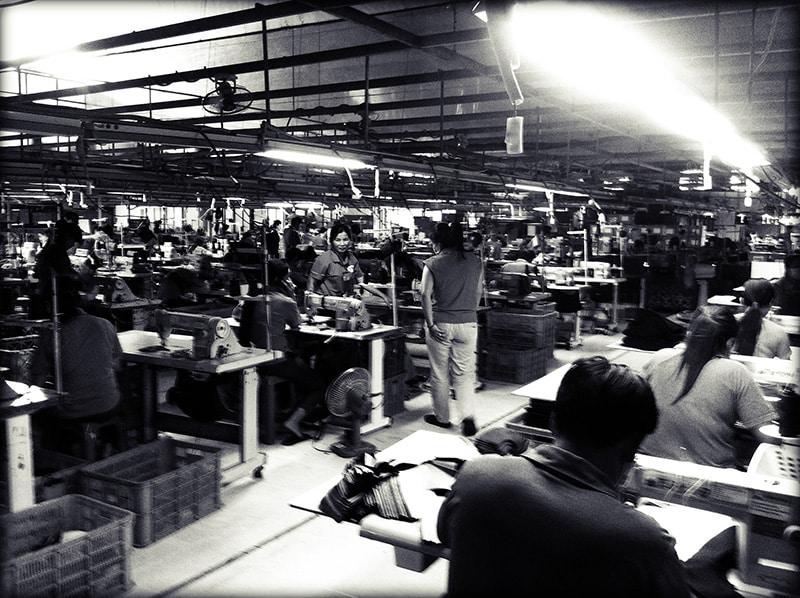 Caps factory