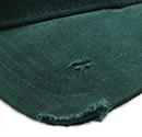 Distressed visor