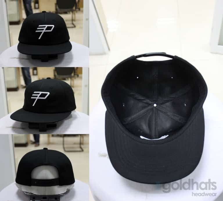 Parca equipment old school snapback
