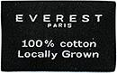 Standard woven label