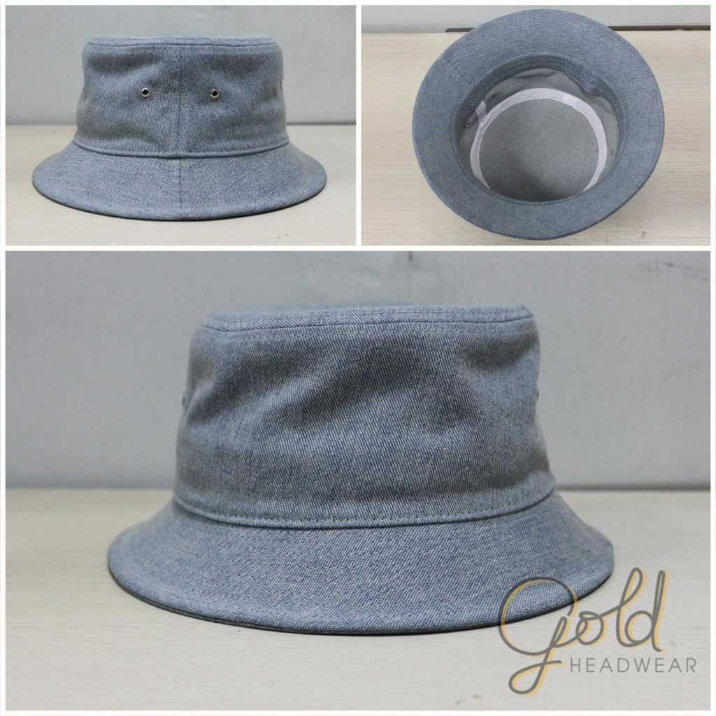 Classic bucket hats
