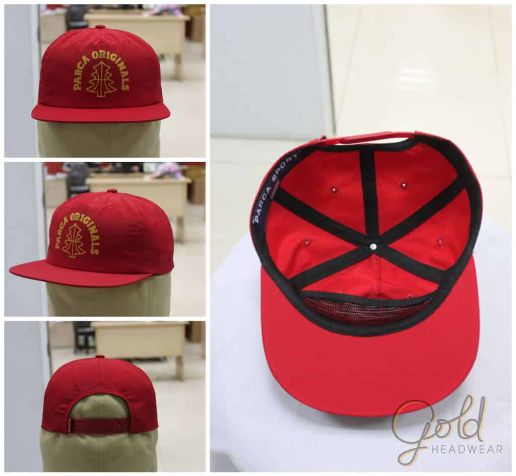 fb44385e463 Custom Unstrutured Snapback