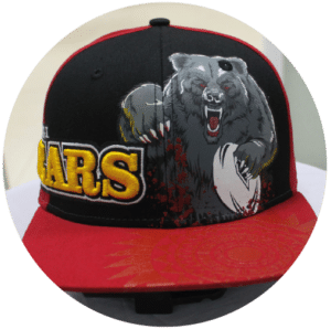 Snapback-6pannel-front