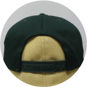baseball green - back