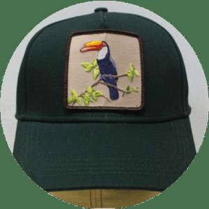 Baseball green - front
