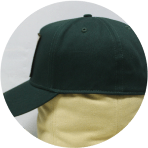baseball green - side panel