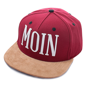 Snapback-6panel-Suede-Cotton