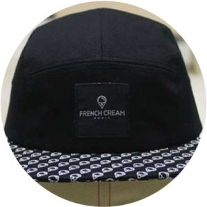 Black-5-panel-front