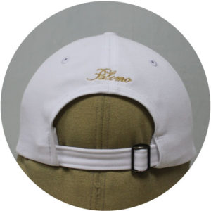 White-Baseball-6-panel-unstructured---Back