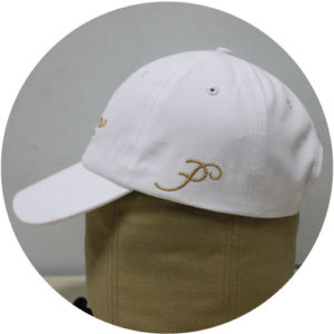 White-Baseball-6-panel-unstructured--Side-panel