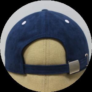 Bleu-Baseball-6-panel-back