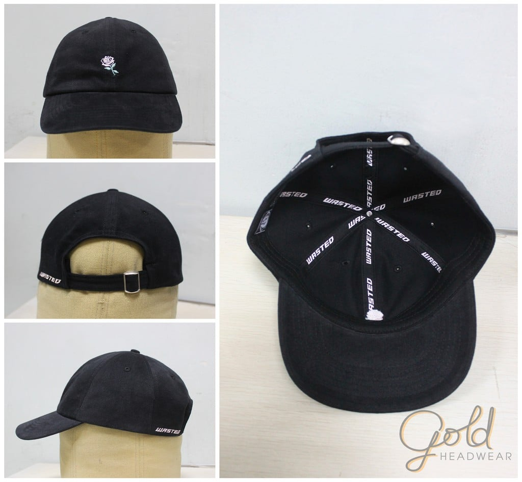 Custom polo caps