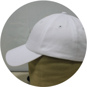 White-rose-baseball-6-panel-Profil