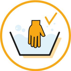 lavage à la main pictogramme