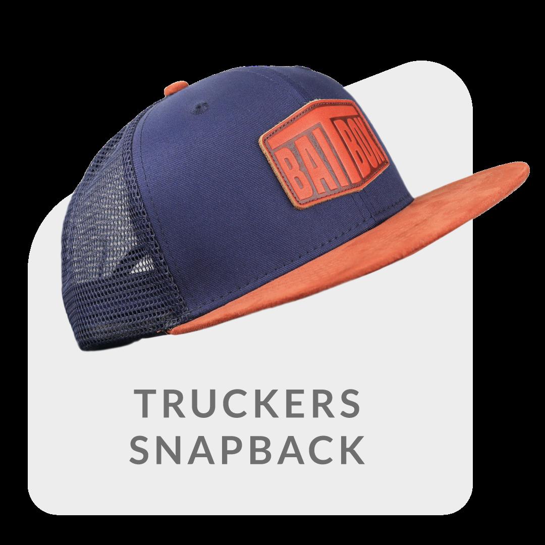 trucker snapback