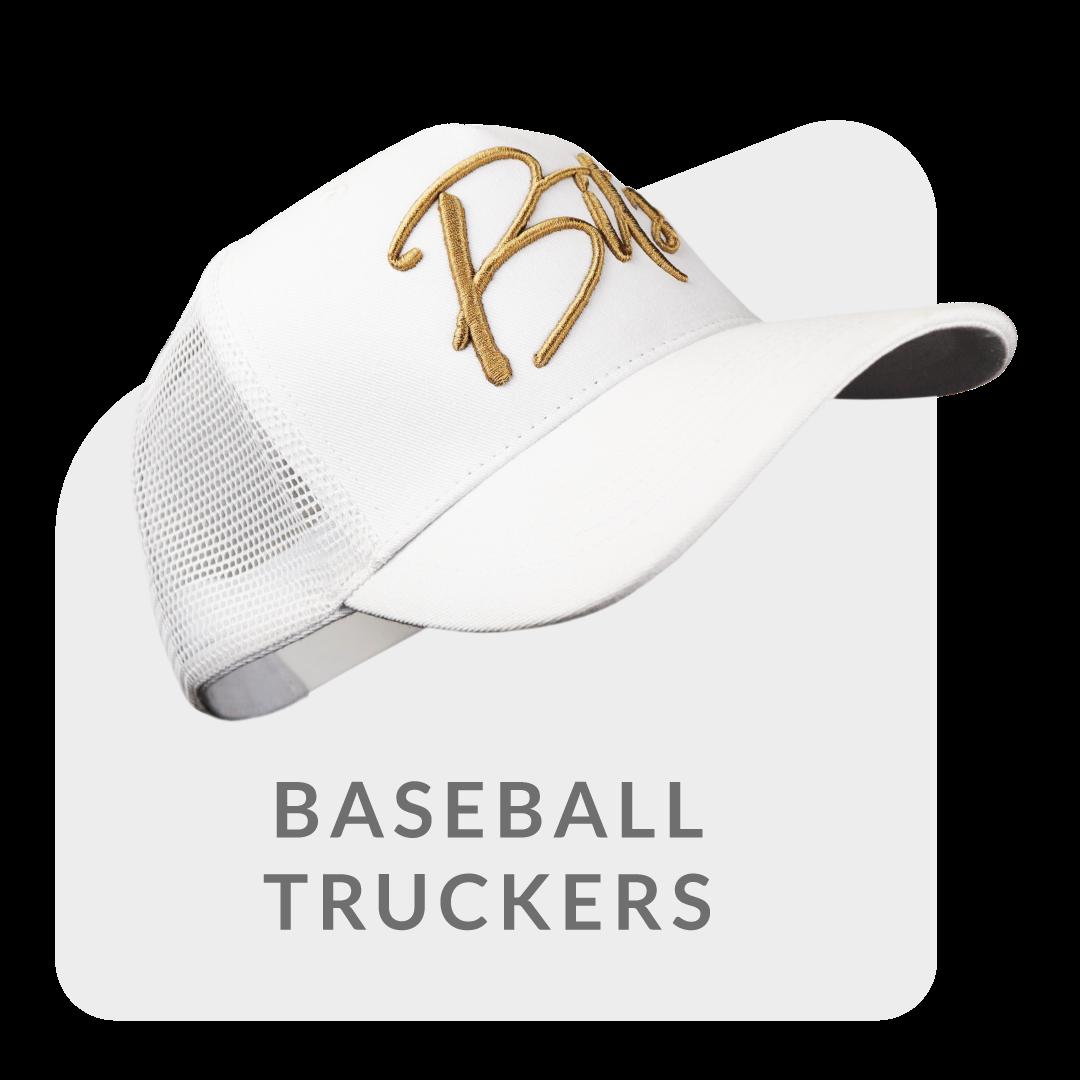 baseball trucker