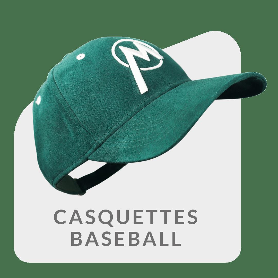 casquette baseball