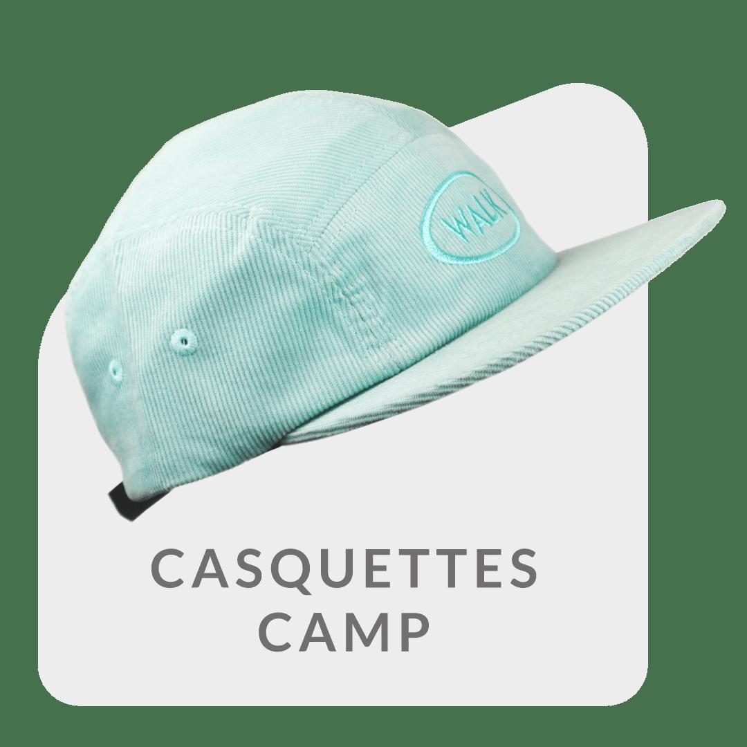 casquettes camp