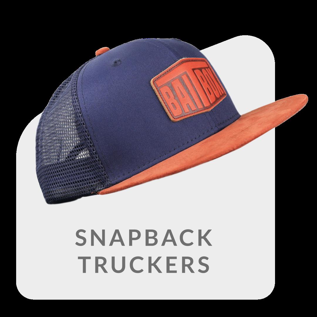 snapback trucker