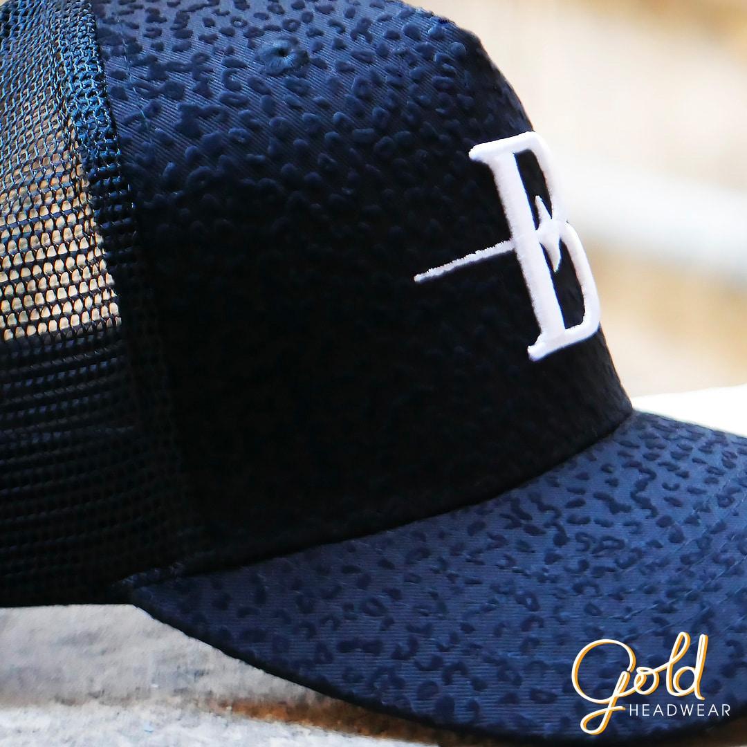 Custom Cap Manufacturing  Premium Quality | Gold Headwear